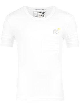 Primigi Primigi T-shirt Jersey 43223211 Blanc Regular Fit