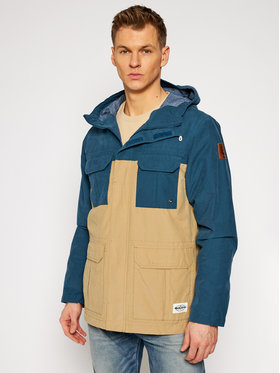 Quiksilver Quiksilver Parka Fresh Evidence EQYJK03543 Καφέ Classic Fit