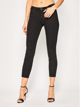 Lee Lee Дънки Skinny Fit Scarlett Cropped L30CFS47 Черен Skinny Fit