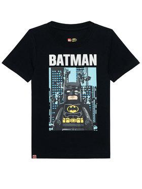 LEGO Wear LEGO Wear T-shirt 12010092 Crna Regular Fit