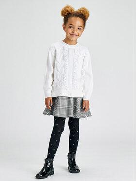 Mayoral Mayoral Комплект пуловер и рокля 4920 Цветен Regular Fit