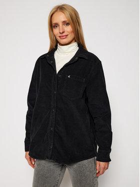 Calvin Klein Jeans Calvin Klein Jeans Košile J20J215178 Černá Regular Fit