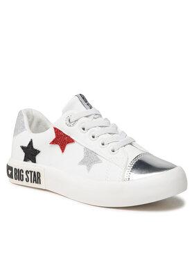 BIG STAR BIG STAR Tenisówki II374032 Biały