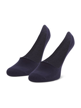 Lacoste Lacoste Kotníkové ponožky Unisex RA7806 Tmavomodrá