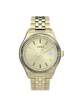 Timex Timex Hodinky Waterbury TW2T86900 Zlatá