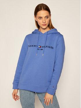 TOMMY HILFIGER TOMMY HILFIGER Sweatshirt Ess WW0WW26410 Bleu Regular Fit