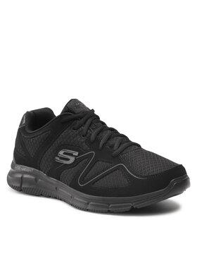 Skechers Skechers Pantofi Flash Point 58350/BBK Negru