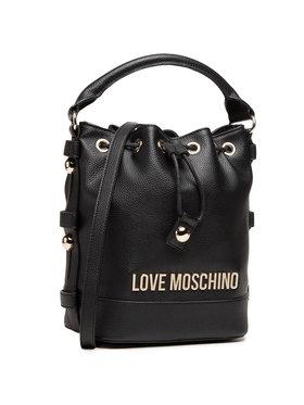 LOVE MOSCHINO LOVE MOSCHINO Handtasche JC4020PP1CLB0000 Schwarz