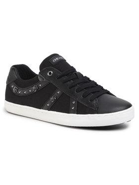 Geox Geox Sneakersy J Kilwi G.A J02D5A 01085 C9999 S Černá