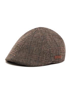 Barts Barts Flat cap Mr. Mitchell Cap 28183091 Hnedá