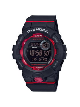 G-Shock G-Shock Karóra GBD-800-1ER Fekete