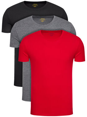 Polo Ralph Lauren Polo Ralph Lauren 3er-Set T-Shirts 3PL 714830304004 Bunt Regular Fit