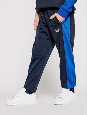adidas adidas Donji dio trenerke Sprt Collection GN2416 Crna Regular Fit