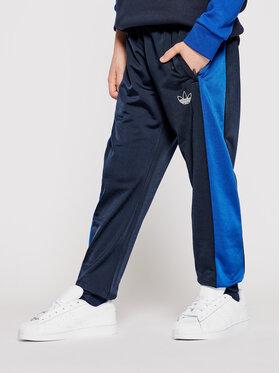 adidas adidas Pantaloni trening Sprt Collection GN2416 Negru Regular Fit