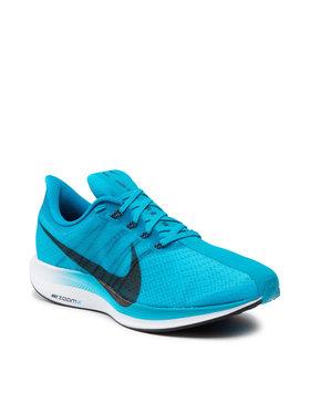 Nike Nike Boty Zoom Pegasus 35 Turbo AJ4114 401 Modrá