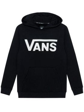 Vans Vans Bluză Classic Po II VN0A45AG Negru Regular Fit
