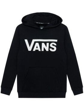 Vans Vans Суитшърт Classic Po II VN0A45AG Черен Regular Fit