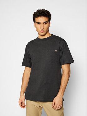 Dickies Dickies T-Shirt Porterdale DK0A4TMOBLK Czarny Regular Fit