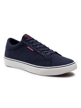 Jack&Jones Jack&Jones Πάνινα παπούτσια Jfwcarter Canvas 12184167 Σκούρο μπλε