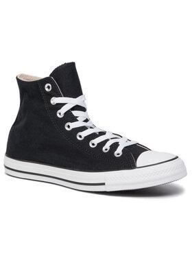 Converse Converse Plátěnky C165694 OVER SIZE LOGO Černá