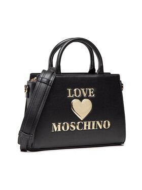 LOVE MOSCHINO LOVE MOSCHINO Дамска чанта JC4166PP1DLF0 Черен