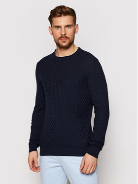 Joop! Joop! Sweater 17 Jk-15Mads 30024738 Sötétkék Regular Fit