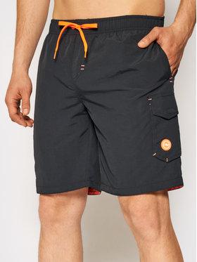 CMP CMP Pantaloni scurți pentru înot 3R51127N Negru Regular Fit