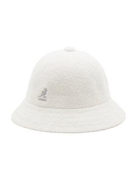 Kangol Kangol Kalap Bucket Bermuda Casual 0397BC Fehér