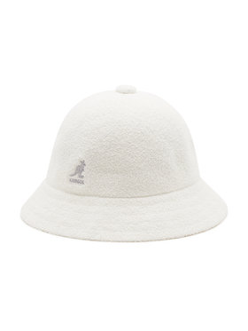 Kangol Kangol Pălărie Bucket Bermuda Casual 0397BC Alb