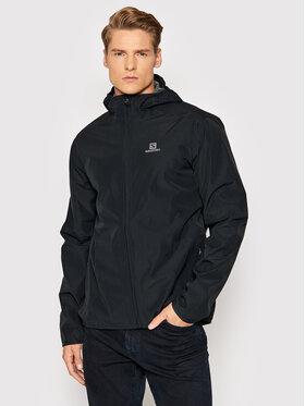 Salomon Salomon Яке за дъжд Essential LC1790400 Черен Regular Fit