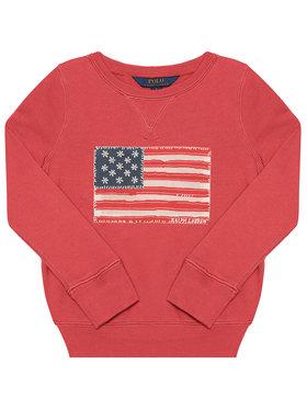 Polo Ralph Lauren Polo Ralph Lauren Džemperis French Ter Po 312785462003 Raudona Regular Fit