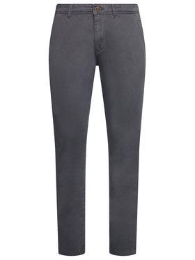 Jack&Jones Jack&Jones Spodnie materiałowe Jjimarco Jjbowie 12176042 Szary Slim Fit