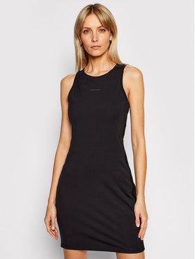 Calvin Klein Jeans Calvin Klein Jeans Sukienka codzienna J20J215681 Czarny Slim Fit