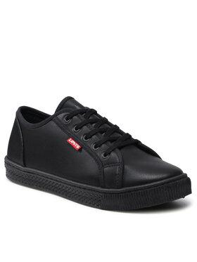 Levi's® Levi's® Πάνινα παπούτσια 225849-661-559 Μαύρο