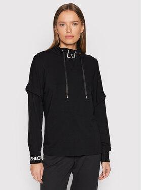 Liu Jo Sport Liu Jo Sport Sweatshirt TF1117 F0576 Noir Regular Fit