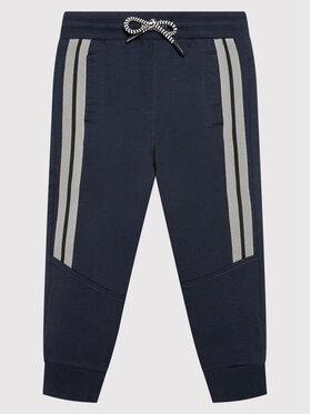 Coccodrillo Coccodrillo Teplákové kalhoty ZC1120101EVB Tmavomodrá Regular Fit