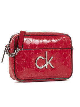Calvin Klein Calvin Klein Rankinė Re-Lock Em Camera Bag K60K606779 Raudona