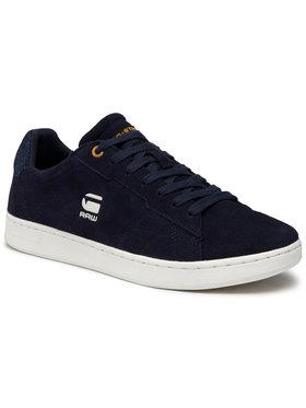 G-Star Raw Sneakersy Cadet II D18001-C375-8170 Tmavomodrá