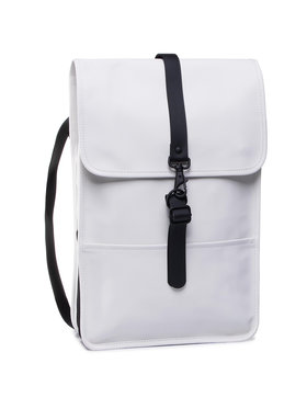 Rains Rains Zaino Backpack Mini 1280 Bianco
