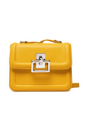 Furla Furla Handtasche Villa WB00354-AX0732-0564S-1-00-20-BG-B Gelb