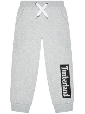 Timberland Timberland Pantaloni da tuta T24B51 S Grigio Regular Fit