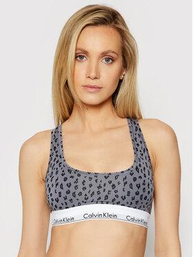 Calvin Klein Underwear Calvin Klein Underwear Сутиен-топ 0000F3785E Сив