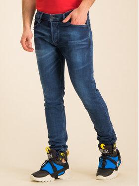 Diesel Diesel Jeans Slim Fit Tepphar-X 00SWID 0095N Blu scuro Slim Fit