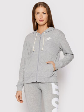 Nike Nike Sweatshirt Sportswear Gym Vintage CJ1694 Grau Loose Fit