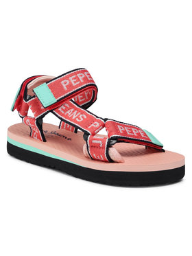 Pepe Jeans Pepe Jeans Sandale Pool Tape Girls PGS90162 Roz