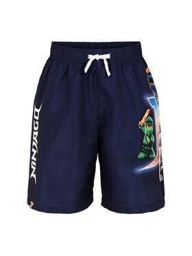 LEGO Wear LEGO Wear Pantaloni scurți pentru înot Cm 51359 22452 Bleumarin Regular Fit