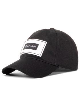 Calvin Klein Calvin Klein Καπέλο Jockey Multi Patch Bb Cap K50K505731 Μαύρο