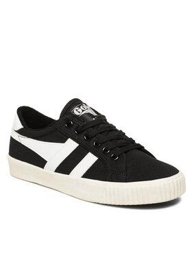 Gola Gola Πάνινα παπούτσια Tennis Mark Cox CLA280 Μαύρο