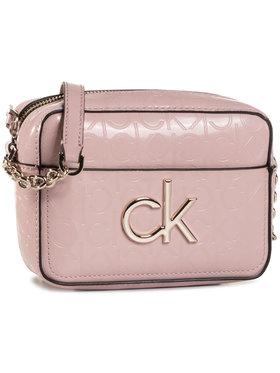 Calvin Klein Calvin Klein Rankinė Re-Lock Em Camera Bag K60K606779 Rožinė