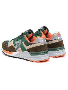 Polo Ralph Lauren Sneakersy Trckstr 809785328008 Zelená